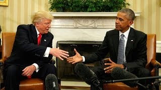 Download Is Trump That Different From Obama? Video