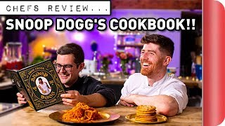 Download Chefs Review SNOOP DOGG'S COOK BOOK!! Video