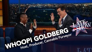 Download Whoopi Goldberg Is Not Here to Get You High Video