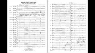 Download Eighties Flashback arranged by Paul Murtha Video