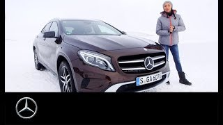 Download Der Allradantrieb 4MATIC und die Premiere des CLA Shooting Brake Video