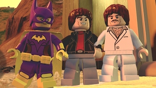 Download LEGO Dimensions - Knight Rider Adventure World - All Quests Video