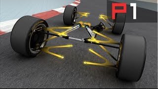 Download Which forces act on a race car? - Straight line & cornering Video