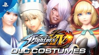 Download The King of Fighters XIV - DLC Costumes Trailer | PS4 Video