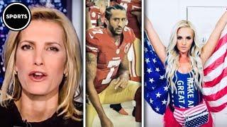 Download Tomi Lahren And Laura Ingraham Get SCHOOLED By Kaepernick In ″Patriotism″ Video