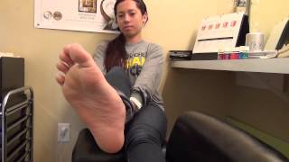 Download asian long toes Video