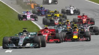 Download 2018 Austrian Grand Prix: Race Highlights Video