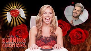 Download Bachelorette Hannah Brown Answers Ellen's 'Burning Questions' Video