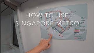 Download How to get around Singapore + Using Singapore Metro (MRT) Video