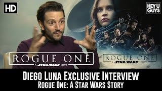 Download Diego Luna Exclusive Interview - Rogue One: A Star Wars Story Video