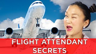 Download Flight Attendants Reveal Secrets About Flying Video