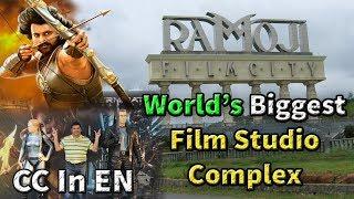 Download Ramoji Film city Hyderabad   Bahubali set & more Video