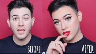 Download CLASSIC CHRISTMAS MAKEUP! And How to Keep it on ALL DAY! Video