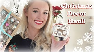 Download Christmas Decorations Haul! Baubles, Gifts & More! | Fashion Mumblr Video