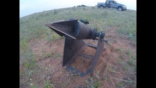 Download testing my harpoon cannon for hog hunting Video