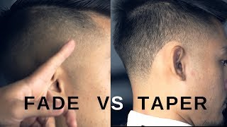 Download Fade vs Taper. What's the difference? Video