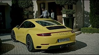 Download The new Porsche 911 Carrera – Everyday usability Video