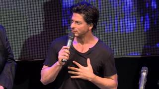 Download Shahrukh Khan @ YouTube FanFest with HP Mumbai 2014 Video