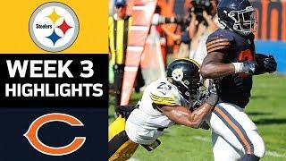 Download Steelers vs. Bears | NFL Week 3 Game Highlights Video