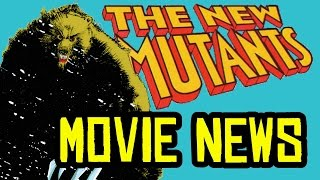 Download New Mutants - Demon Bear Confirmed + Potential Casting! Video