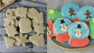 Download SOFT SUGAR COOKIES WITH BUTTERCREAM FROSTING, HANIELA'S Video