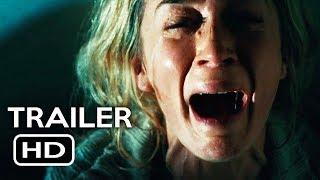 Download A Quiet Place Official Trailer #1 (2018) Emily Blunt, John Krasinski Horror Movie HD Video