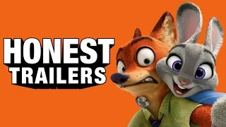 Download Honest Trailers - Zootopia Video
