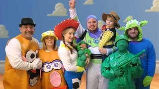 Download TOY STORY HALLOWEEN SPECIAL - Daily Bumps Halloween Special 2015 Video