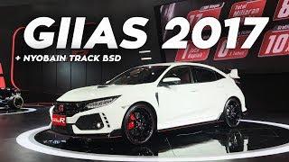 Download Nyobain Track BSD GP & Jalan-Jalan ke GIIAS 2017    CarVlog Indonesia Video