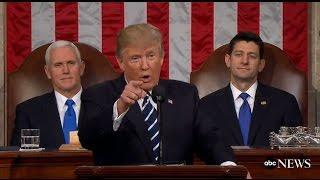 Download President Trump Full Speech to Congress | ABC News Video