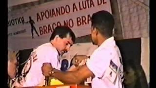 Download Worlds 1995 - Part 1/6 - Armwrestling Video