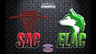 Download SCFA Football Week 5: Santa Ana at ELAC - 9/30 - 6pm Video
