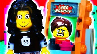 Download Lego Momo Spider-Man Arcade Video Game Stop Motion Animation Video