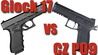 Download Glock 17 vs CZ P09 Full Review: 9mm Showdown Video