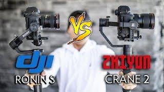 Download DJI Ronin S vs. Zhiyun Crane 2 Video