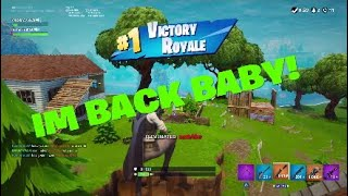 Download I HAS RETURNED! Fortnite funny moments #4 Video