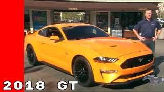 Download 2018 Ford Mustang GT Review, Exhaust, & Interior Video