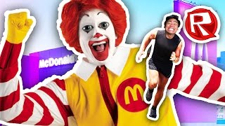 Download ESCAPING THE FAST FOOD RESTAURANT! | Roblox Video