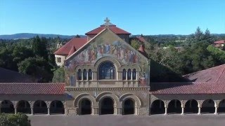 Download Stanford University via Drone Video