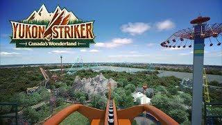 Download Yukon Striker - POV - Canada's Wonderland Video
