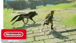 Download The Legend of Zelda: Breath of the Wild - amiibo Gameplay - Nintendo E3 2016 Video