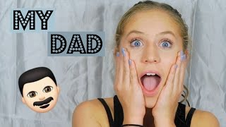 Download MY DAD DOES MY VOICEOVER~EVERYDAY MAKEUP ROUTINE//meggs and bacon Video