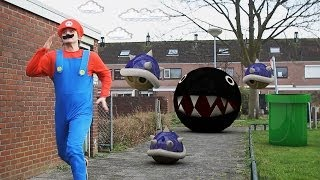 Download Real life Video Games - Super Mario The Koopa Chase Video