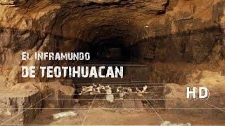 Download El inframundo de Teotihuacán, El Misterioso Tunel de la Priramide de Quetzalcoalt Video
