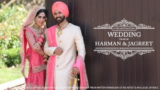 Download 2016 | HARMAN & JAGREET | Fairytale Sikh Wedding in Punjab | Sunny Dhiman Photography Video