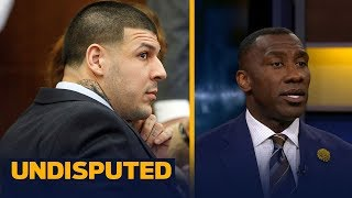 Download Aaron Hernandez was found to have a severe form of CTE - Skip and Shannon react | UNDISPUTED Video