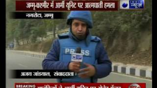 Download Twin terror attack bids in J&K's Nagrota and Chamliyal Video