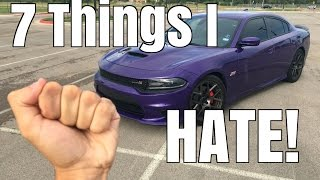Download 7 Things I HATE About My Dodge Charger SCAT PACK Video