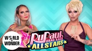 Download FASHION PHOTO RUVIEW: All Stars 2 Reunion w/ Raja & Raven - RuPaul's Drag Race Video