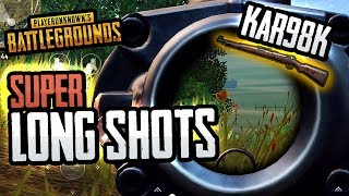 Download SUPER Long Shots with Kar98K - PUBG Mobile Video